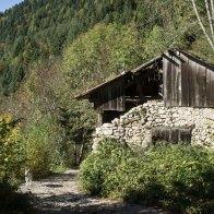 Sul sentiero 818 - Parco Dolomiti Bellunesi