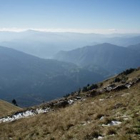 Ruderi della Malga Vallazza - Parco Dolomiti Bellunesi