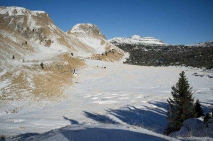 Vista sui Piani Eterni - Parco Nazionale Dolomiti Bellunesi - Parco Nazionale Dolomiti Bellunesi