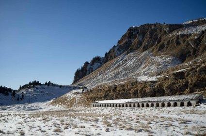 Stalla della casera Brendol - Piani Eterni - Parco Nazionale Dolomiti Bellunesi