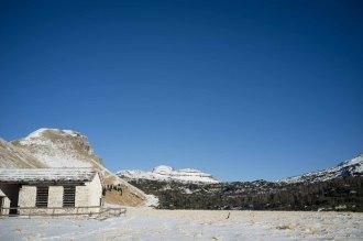 Casera Brendol sui Piani Eterni - Parco Nazionale Dolomiti Bellunesi