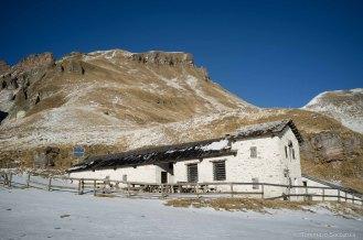 Malga Erera sui Piani Eterni - Parco Nazionale Dolomiti Bellunesi