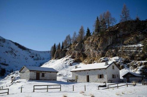 Casera Campotorondo - Parco Nazionale Dolomiti Bellunesi