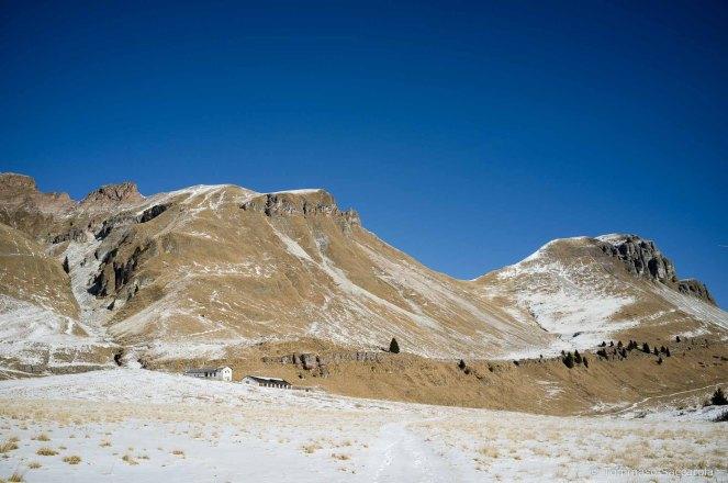 Malga Erera - Piani Eterni - Parco Nazionale Dolomiti Bellunesi
