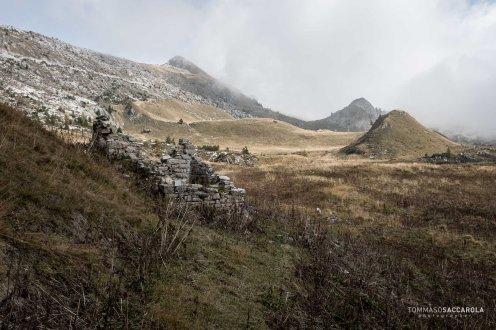 Busa di Pietena - sentiero 816 - Parco nazionale Dolomiti Bellunesi