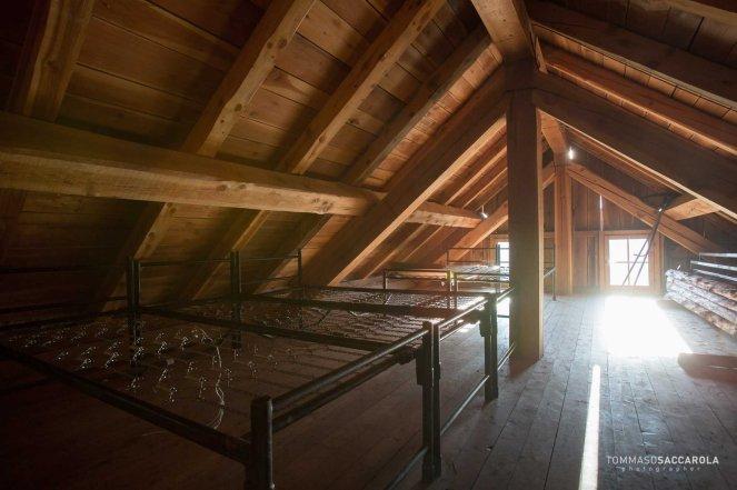 La casera ai Doff, interno, piano superiore